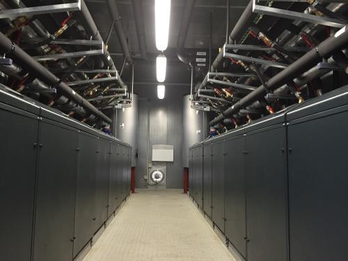 Příklad použití tepelných čerpadel kchlazení kogeneračních jednotek pro výrobu tepla při výrobě sladu