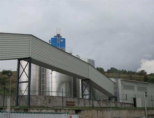 Příklad použití tepelných čerpadel kvýrobě tepla a chladu pro pasterizaci mléka